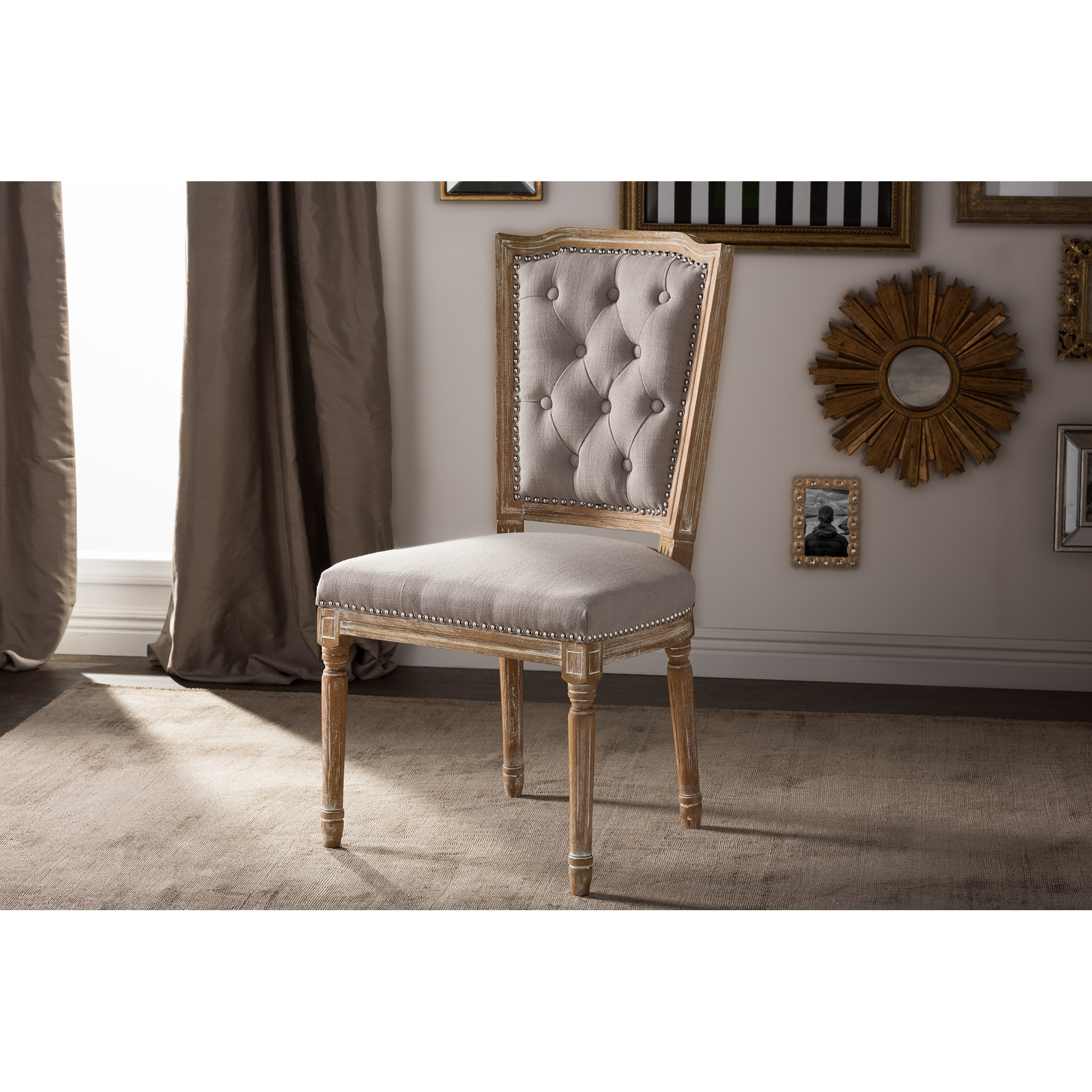 Modren Rustic Upholstered Dining Chairs Incredible Furniture