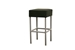 Baxton Studio Andante Black Faux Leather Counter Stool - BS-320-black