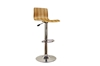 Wholesale Interiors Baxton Studio Lidell Wood Bar Stool