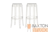 Wholesale Interiors Baxton Studio Bettino Acrylic Barstool Set of 2
