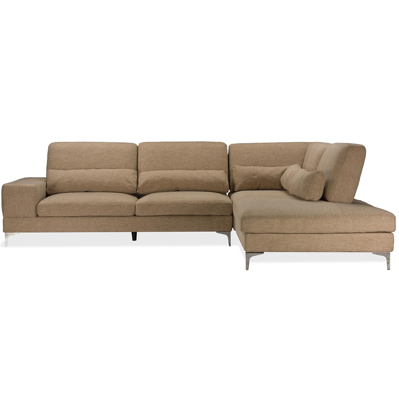 Wholesale Sectional Sofas amp Loveseats Wholesale Living  : TD4909 RFC Beige 1 from www.wholesale-interiors.com size 1000 x 1000 jpeg 219kB
