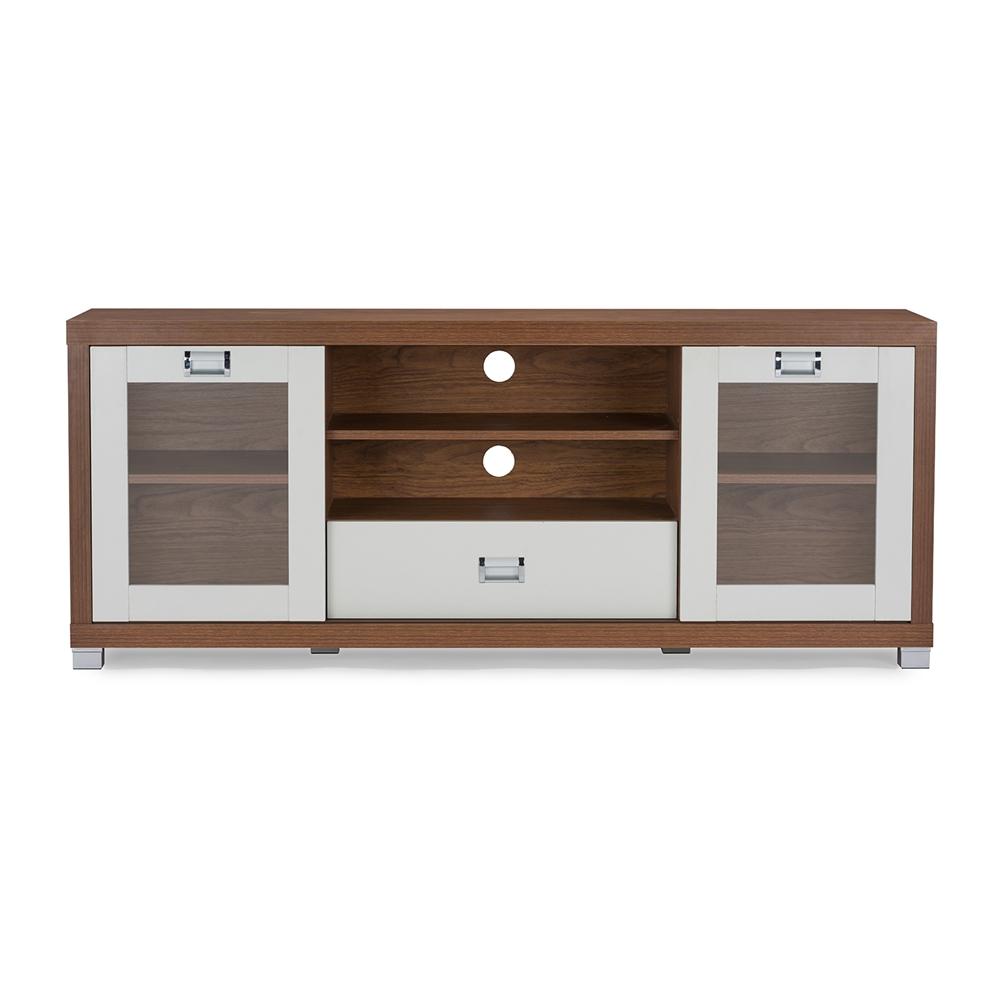 Walnut Color Tv Stand Home Design Ideas