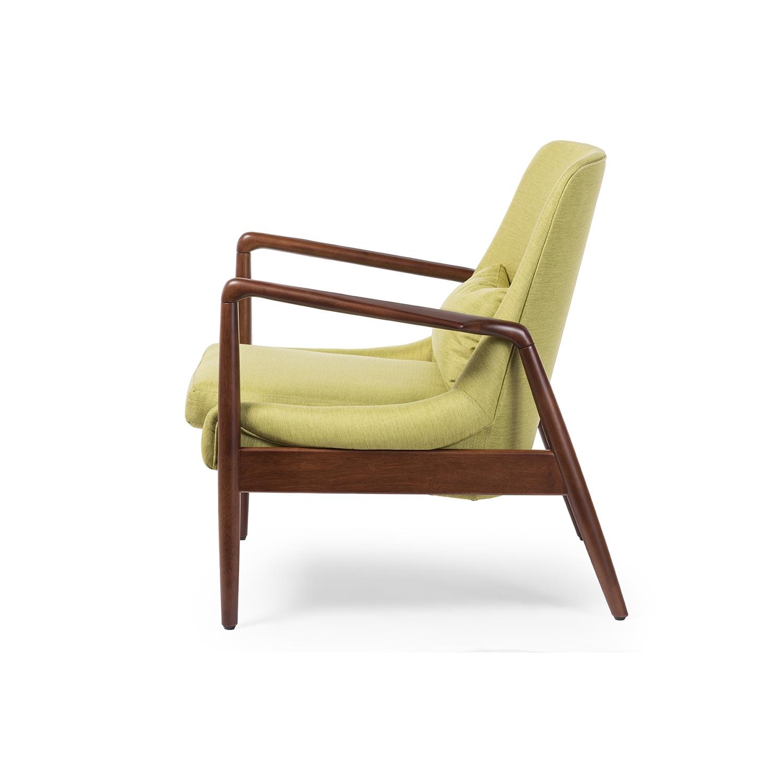 Unique Mid Century Accent Chair Model