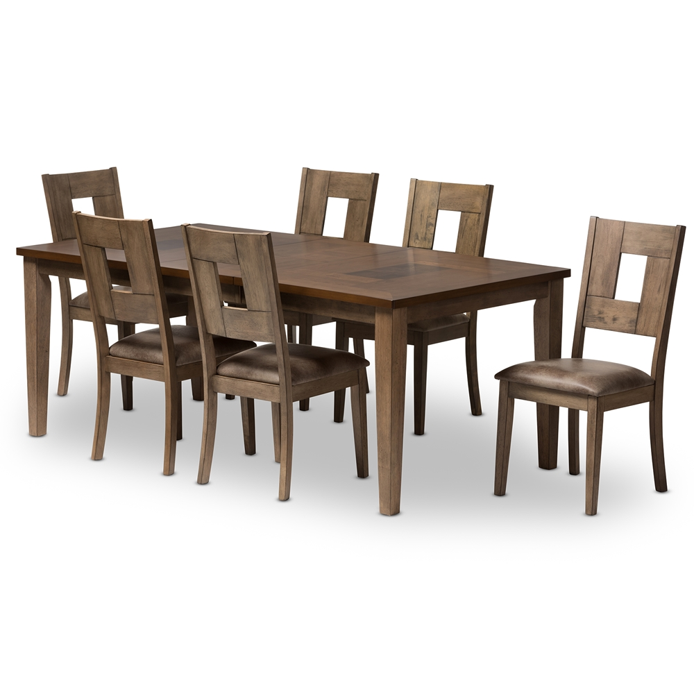 Wholesale 7-piece sets | Wholesale dining room furniture | Wholesale ...