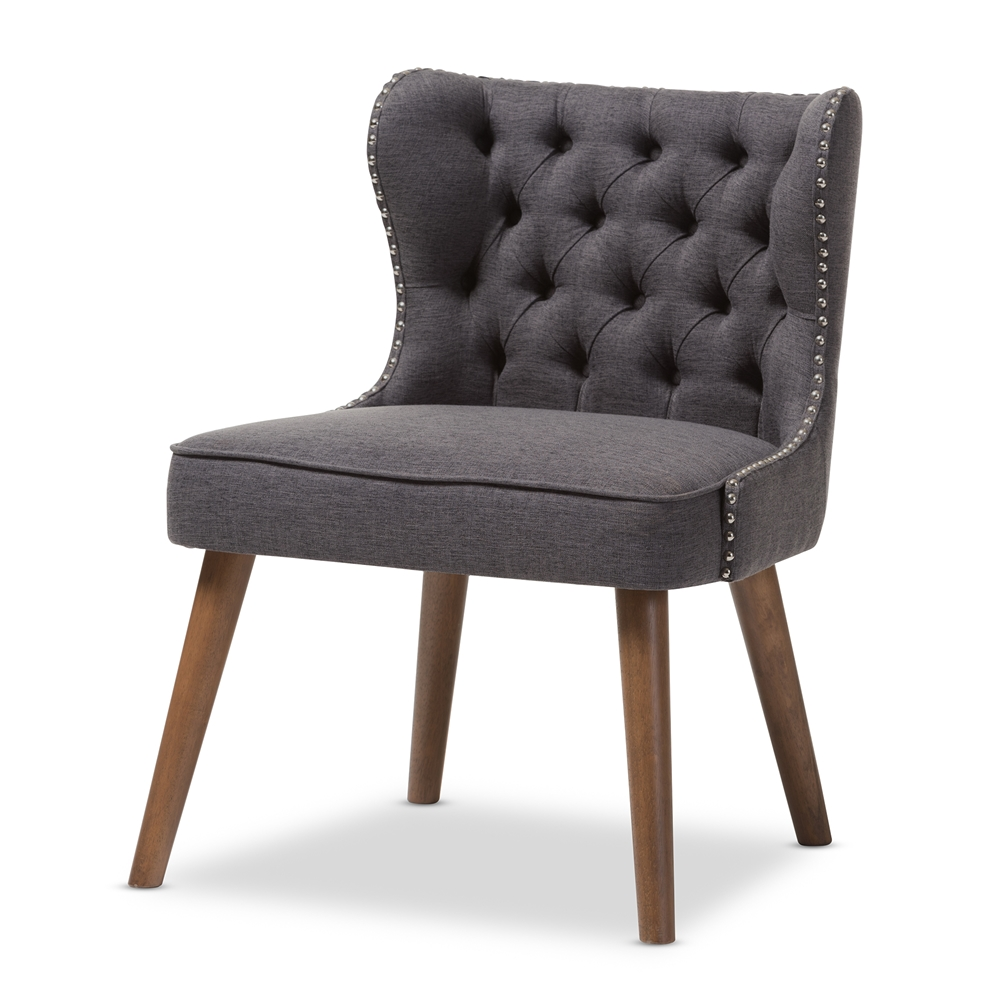 Grey Patterned Accent Chair Magnificent Ideas