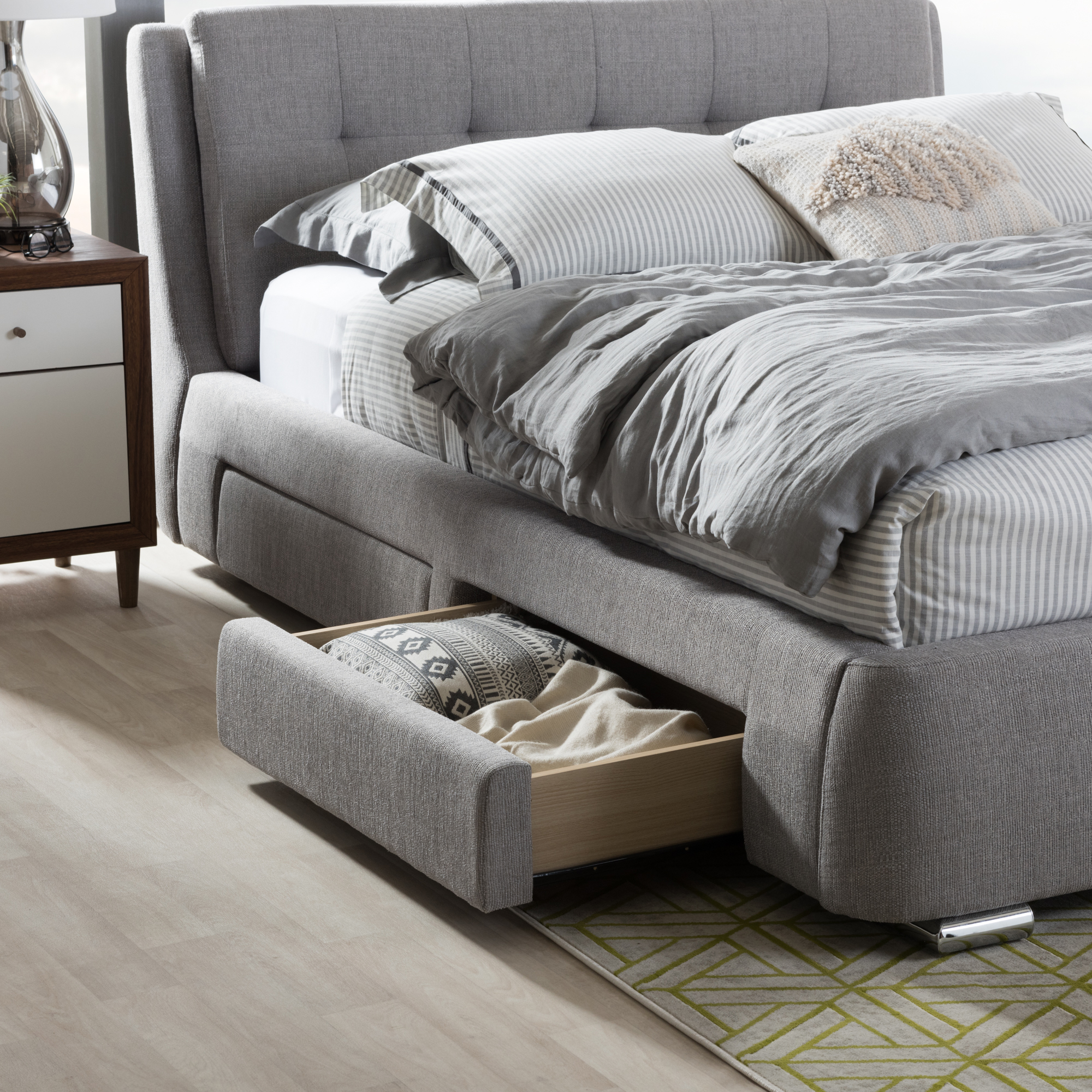 Platform Bed With Drawers Queen Size Ultimate Bed Platform Beds With
