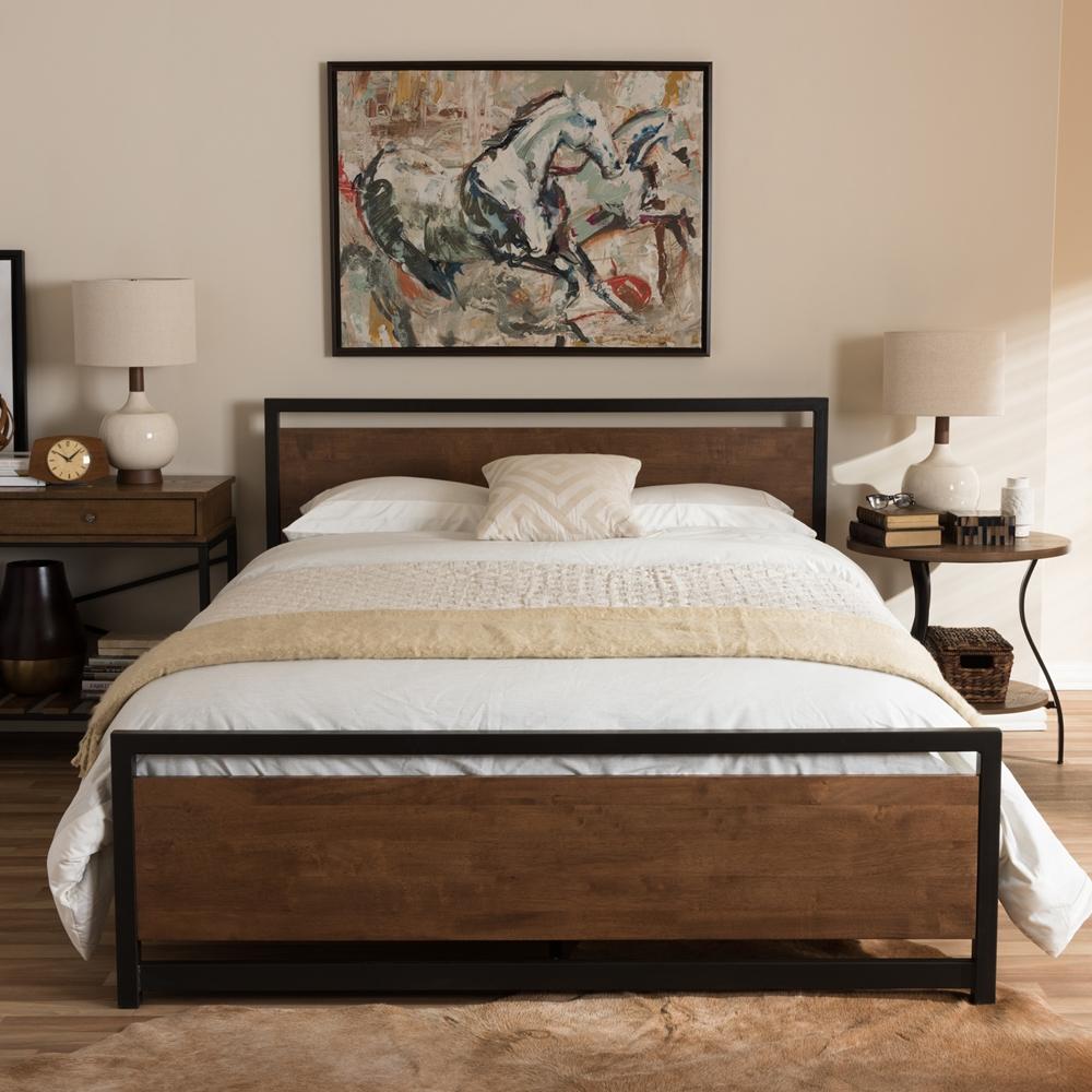 Wholesale queen size bed wholesale bedroom furniture - Industrial style bedroom furniture ...