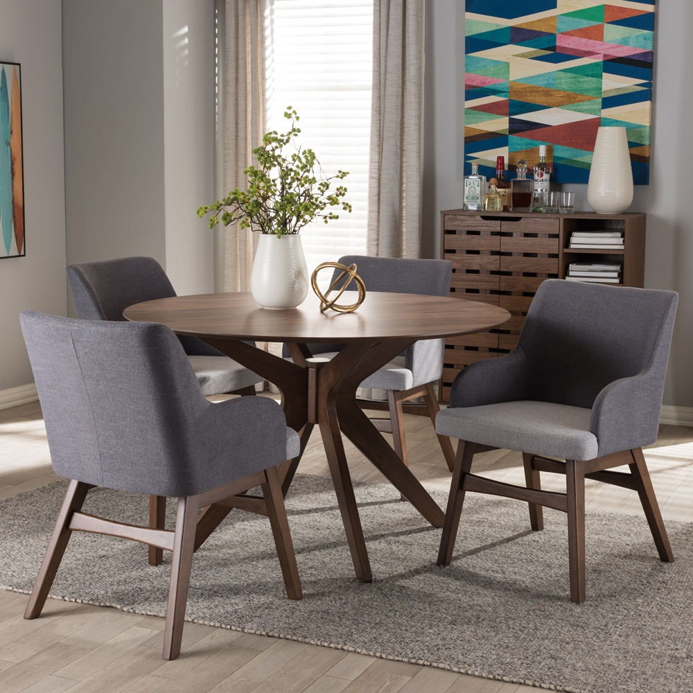 Modern Walnut Living Room Furniture wholesale dining set | wholesale dining room furniture | wholesale