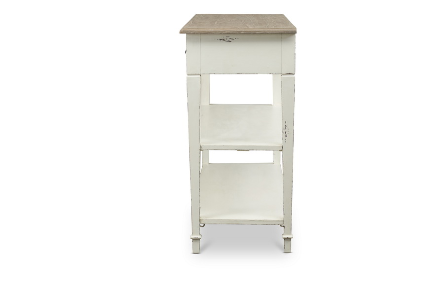 Baxton Studiodauphine Traditional French Accent Console