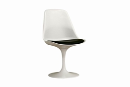 Baxton Studio White Plastic Side Chair White Plastic Side Chair wholesale, wholesale furniture, restaurant furniture, hotel furniture, commercial furniture
