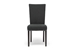 Baxton Studio Harrowgate Dark Gray Linen Modern Dining Chair (Set of 2) - BH-63113-Grey