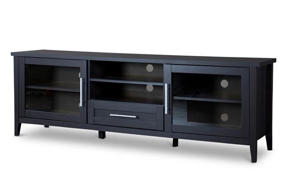 Baxton studio espresso tv stand one drawer wholesale interiors for Wholesale interiors baxton studio 71 tv stand