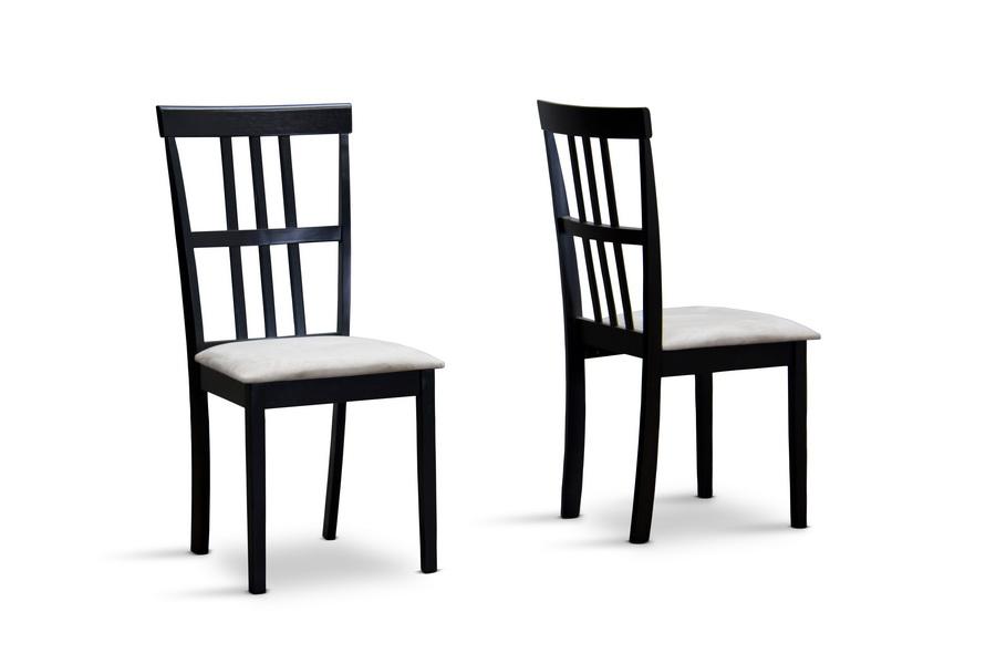 baxton studio jet moon dining chair set of 2 wholesale
