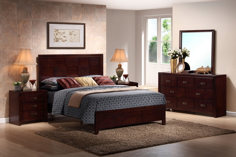 Solutions Zur 5pek Cp Set Zurich 5 Piece Eastern King Bed Bedroom