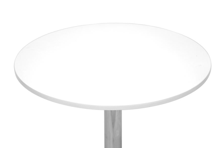 Merveilleux ... Baxton Studio Ji Small White Modern Bistro Table   M 80402 White ...