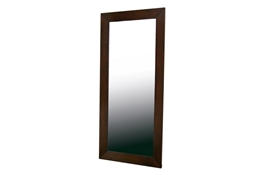 Baxton Studio Doniea Dark Brown Wood Frame Modern Mirror - Rectangle Doniea Dark Brown Wood Frame Modern Mirror - Rectangle wholesale, wholesale furniture, restaurant furniture, hotel furniture, commercial furniture