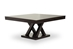Baxton Studio Everdon Dark Brown Modern Coffee Table - SA108-Coffee Table
