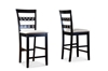 Wholesale Interiors Baxton Studio Seville Counter Stool (Set of 2)