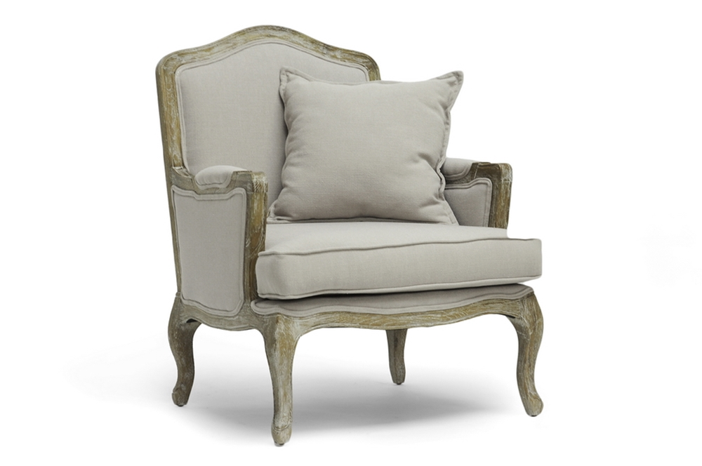 Baxton studio constanza classic antiqued french accent for Wholesale living room furniture