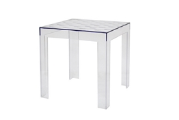 Baxton Studio Parq Clear Acrylic Modern End Table Parq Clear Acrylic Modern End Table wholesale, wholesale furniture, restaurant furniture, hotel furniture, commercial furniture