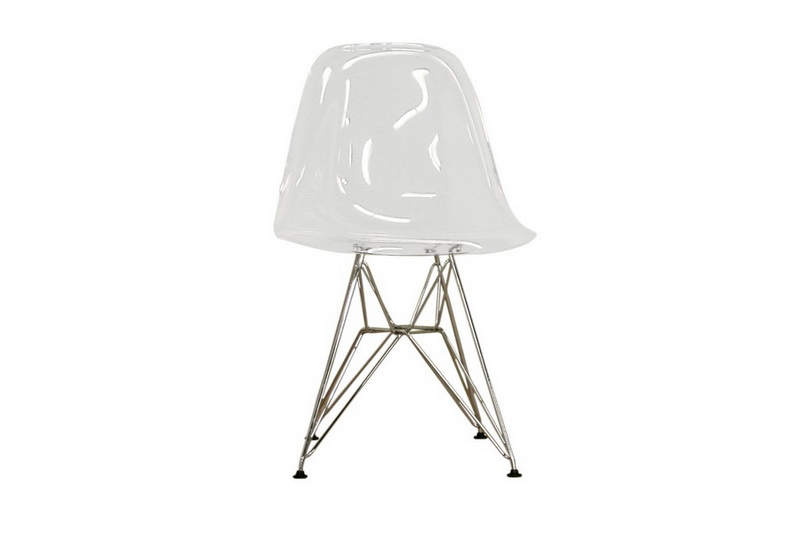 Lexy Clear Accent Chair | Wholesale Interiors