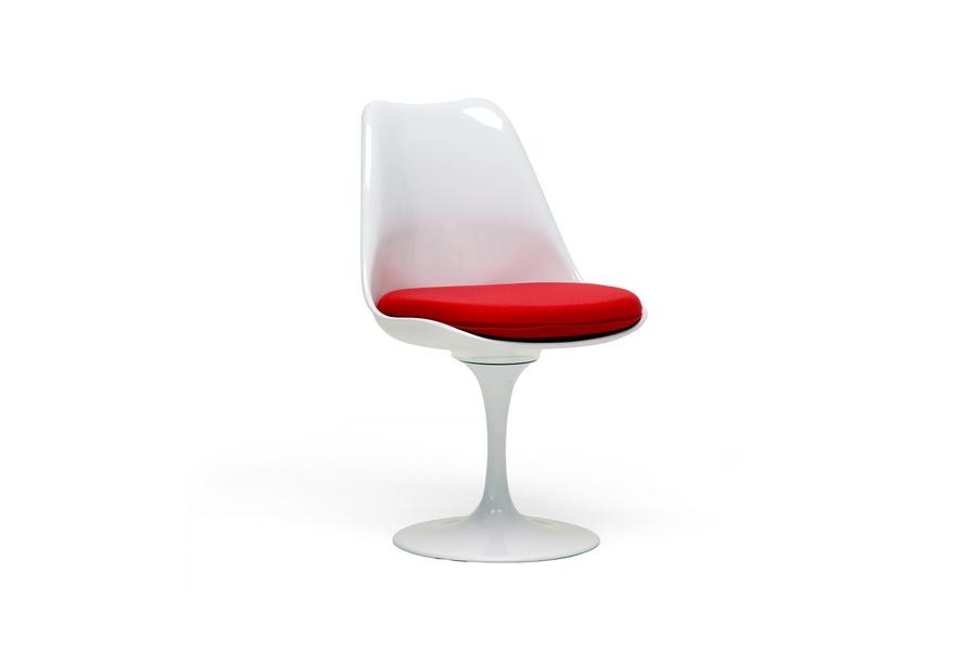 Cyma White Chair