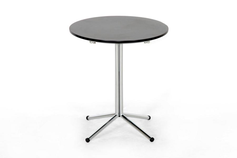 Grimes Dark Brown Modern End Table