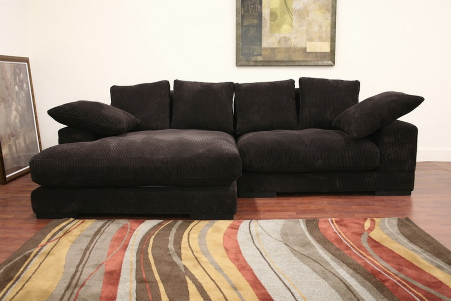 ModerN PHOENIX dual configuration fabric SECTIONAL SOFA : eBay
