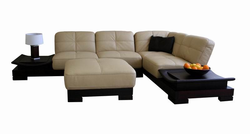 753 Sofa Chaise Ottoman