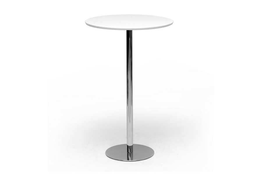 Bar Table Cordova White