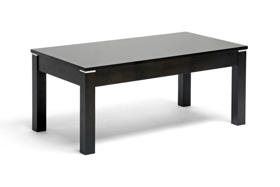 Walgrave Modern Coffee Table with Hidden Storage