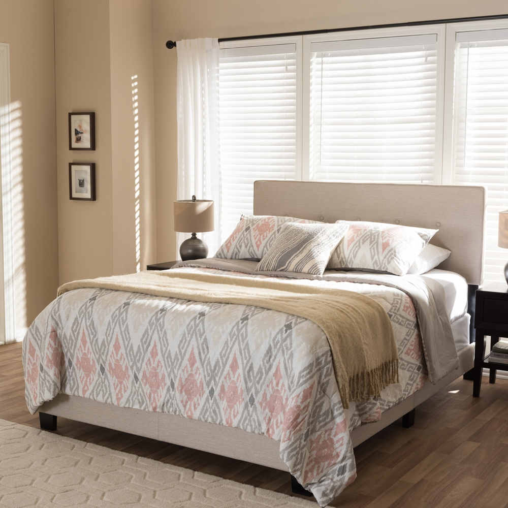 Wholesale king size bed wholesale bedroom furniture wholesale furniture for Light beige bedroom furniture