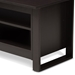 Baxton Studio Nerissa Modern and Contemporary Wenge Brown Finished Coffee Table - MH2114-Wenge-CT
