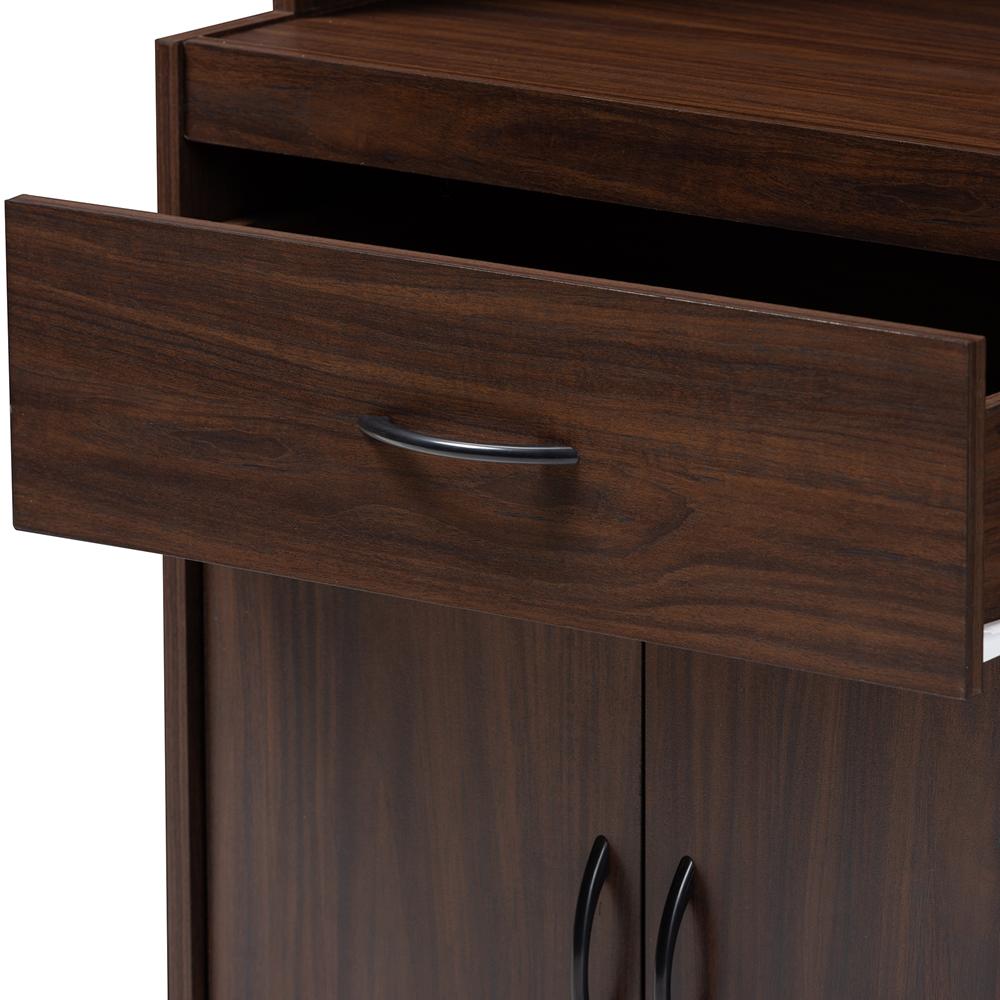 Dark Walnut Kitchen Cabinets: Wholesale Kitchen Furniture