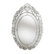 Baxton Studio Livia Classic and Traditional Silver Finished Venetian Style Accent Wall Mirror Baxton Studio restaurant furniture, hotel furniture, commercial furniture, wholesale living room furniture, wholesale mirror, classic mirrors