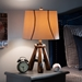 Baxton Studio Ramiro Modern and Contemporary Baseball Table Lamp - TPBR0002