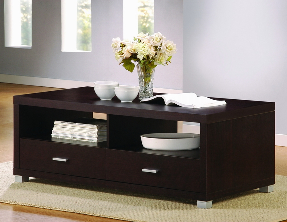 Derwent Coffee Table With Drawers Wholesale Interiors