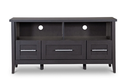 Baxton Studio Espresso TV Stand-Three Drawers Baxton Studio Espresso TV Stand-Three Drawers, wholesale furniture, restaurant furniture, hotel furniture, commercial furniture